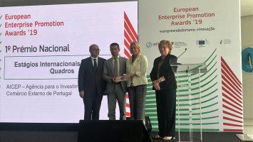 Estágios INOV Contacto vencem prémio nacional dos EEPA 2019