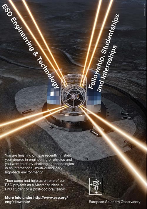 Organização Europeia de Pesquisa Astronómica no Hemisfério Sul (ESO)