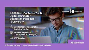 Santander e Uiniversidade IE