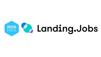 Ironhack e Landing.Jobs
