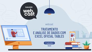 Webcast sobre Excel Oficial Tables